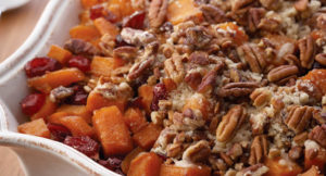 roasted-sweet-potatoes-with-cinnamon-pecan-crunch