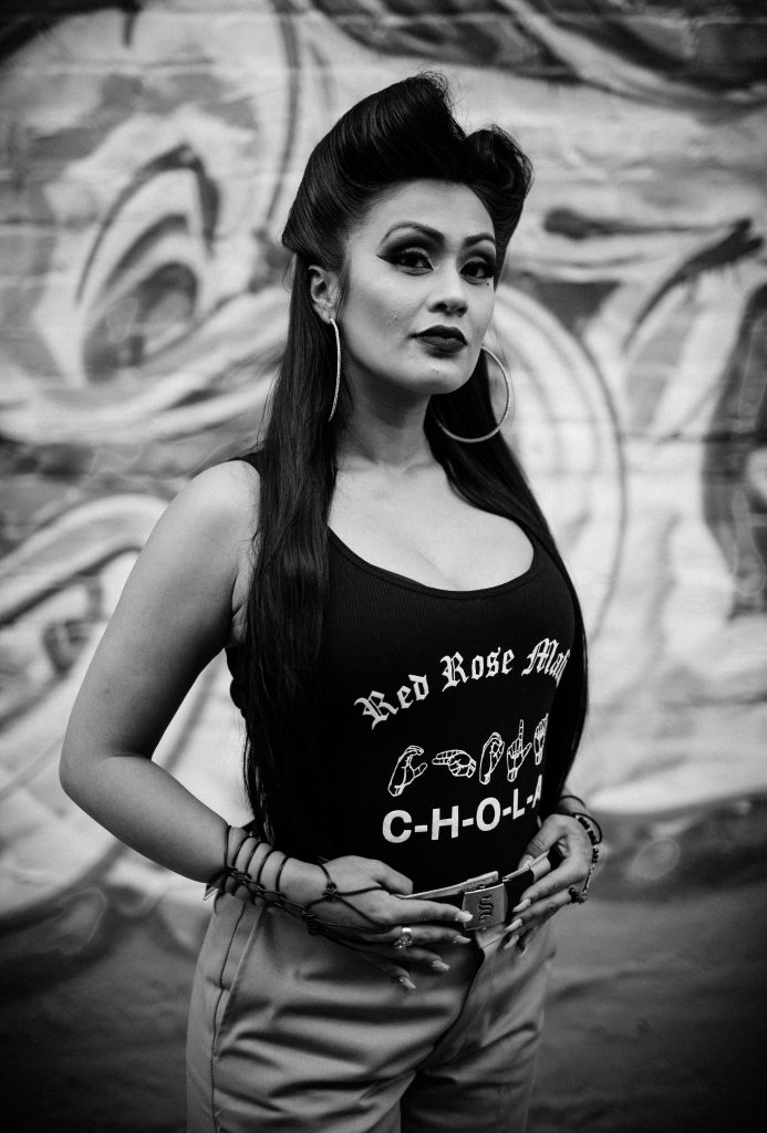 Chola Shoot LA By Photographer Miguel | The World Famous Red